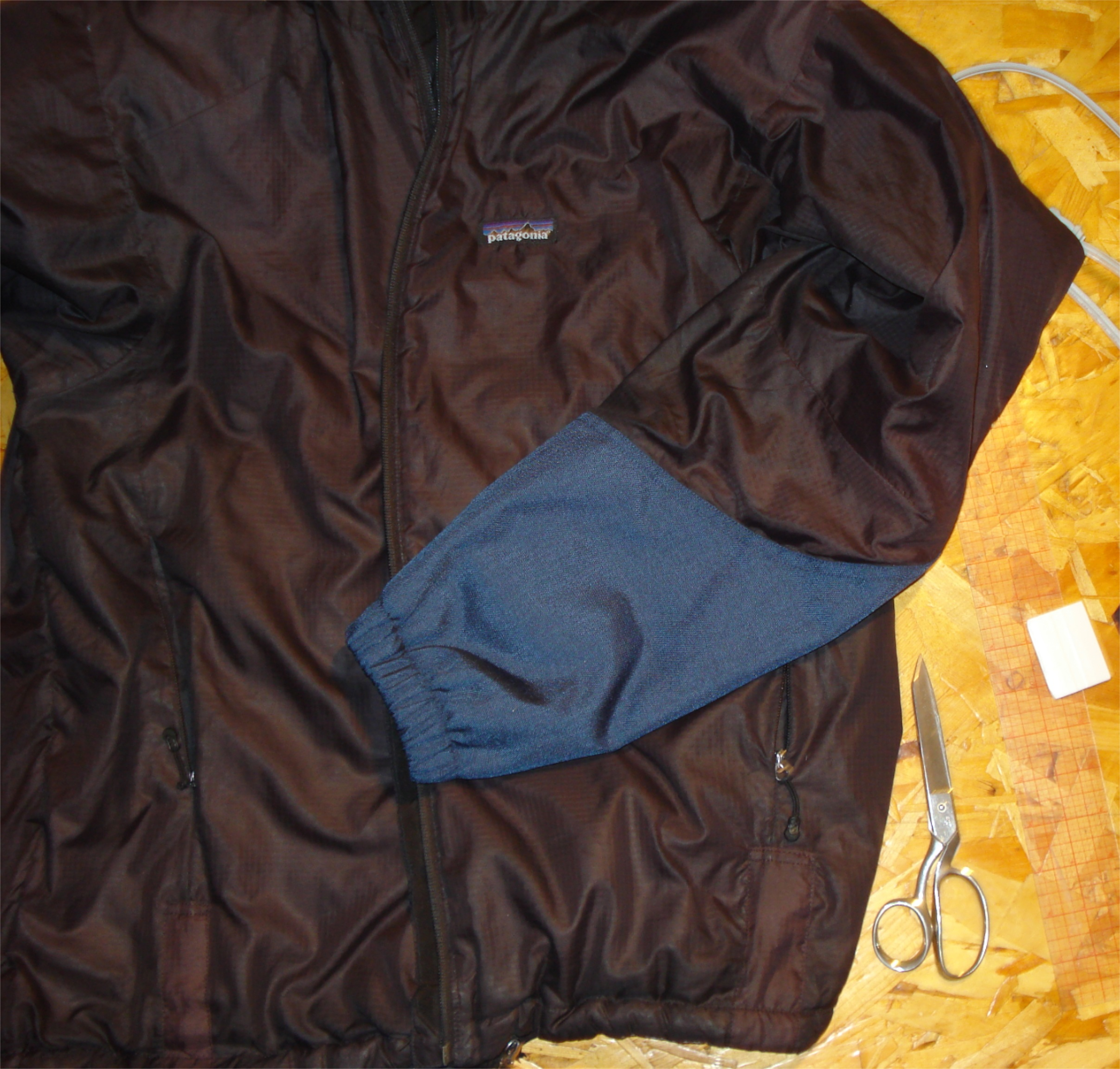 Patagonia Insulated Zip Hoodie