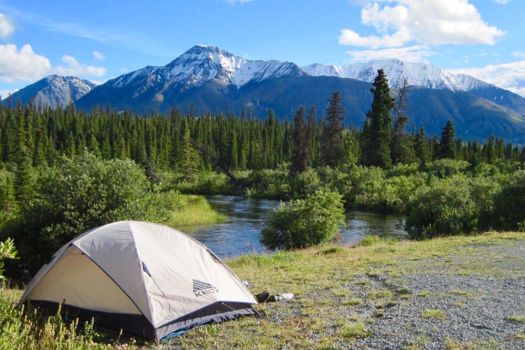 kelty tent repair