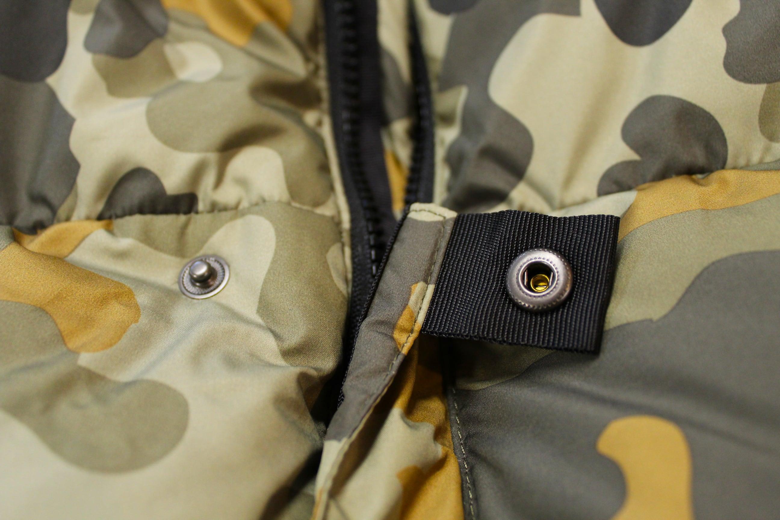 sleeping bag snap repair