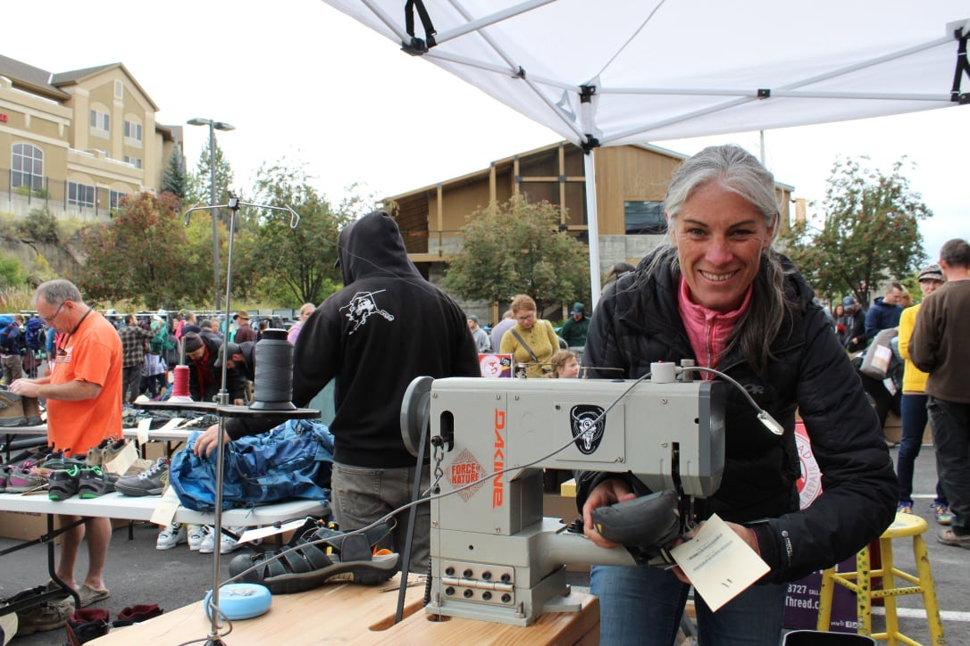 Mobile Event at REI of Bend Garage Sale