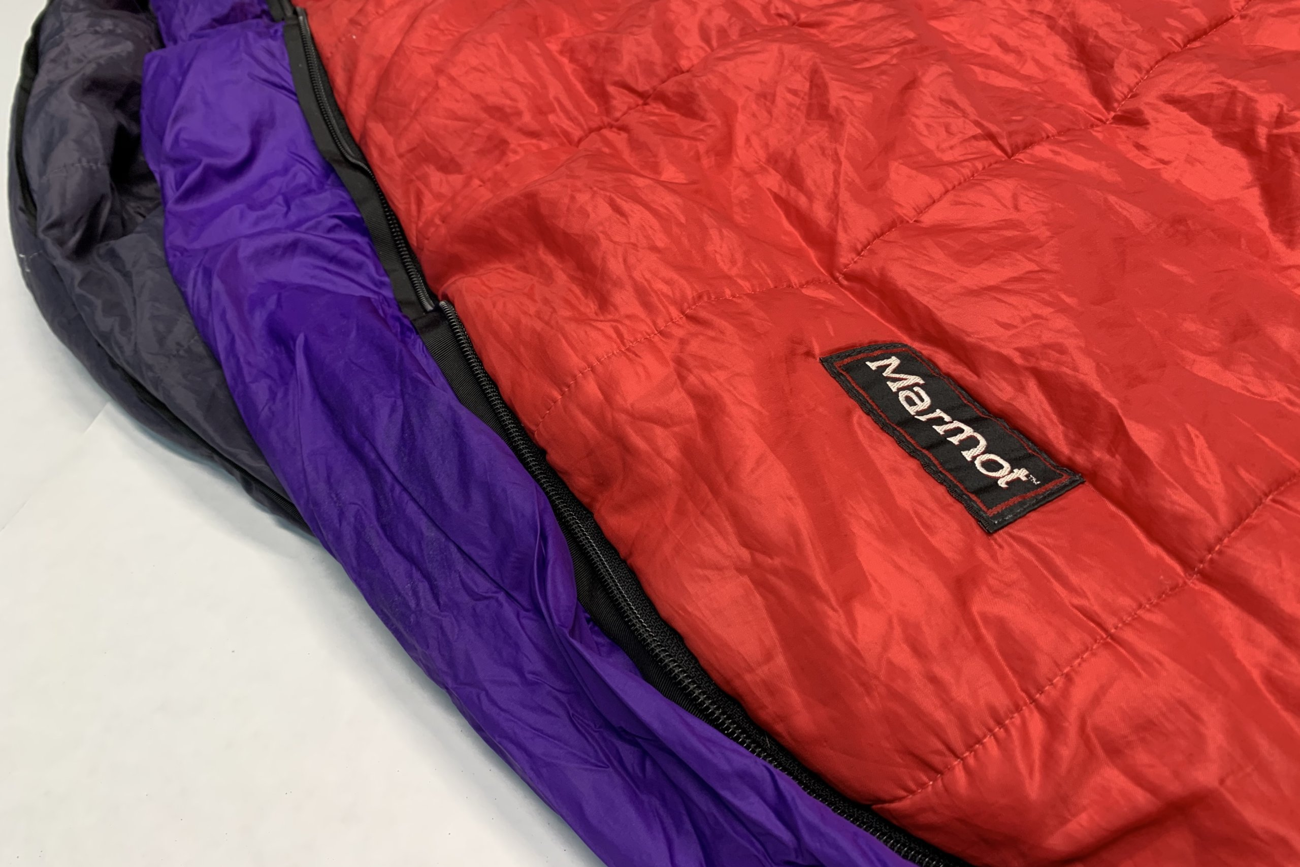 Marmot sleeping bag