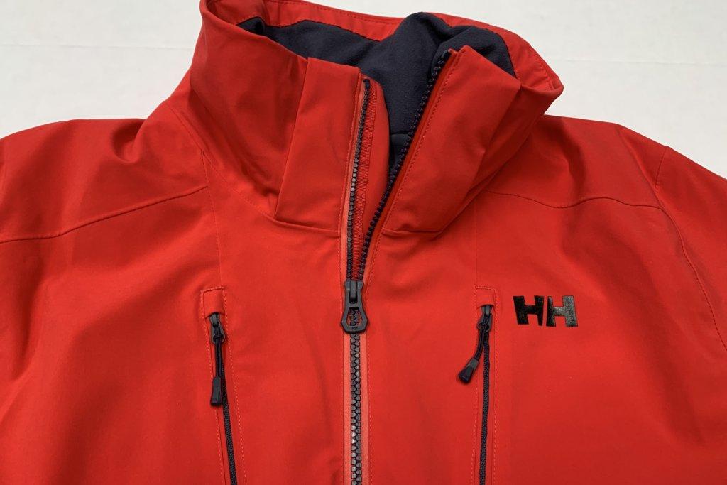 Helly Hansen jacket repair
