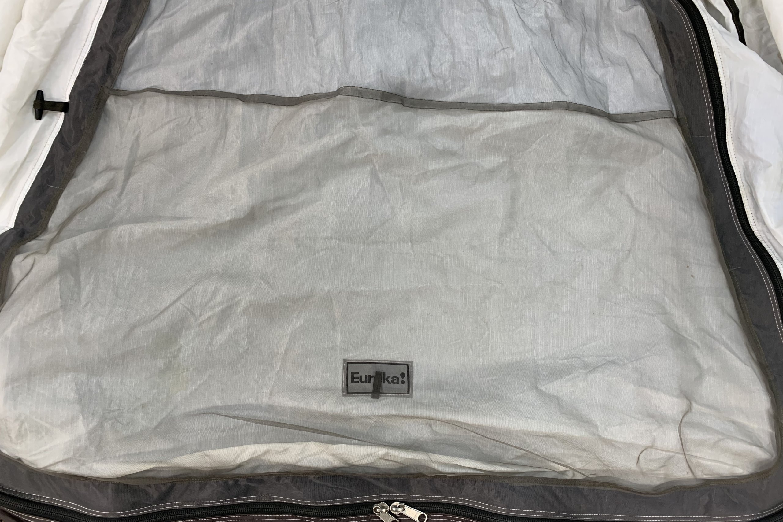 Tent screen repair
