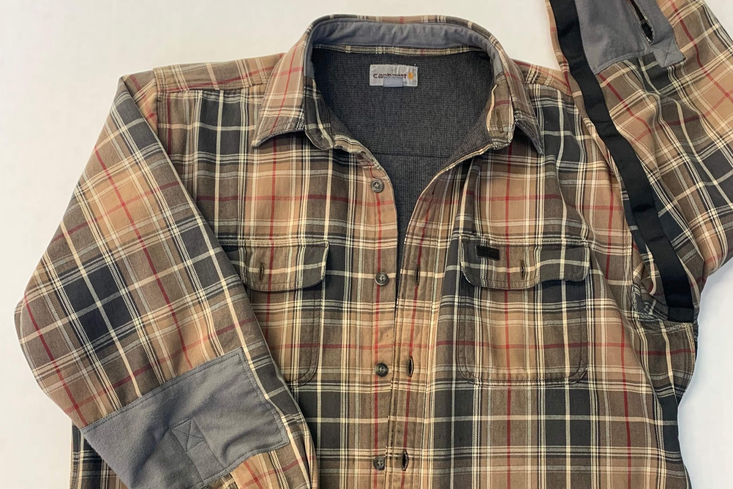 Flannel patching